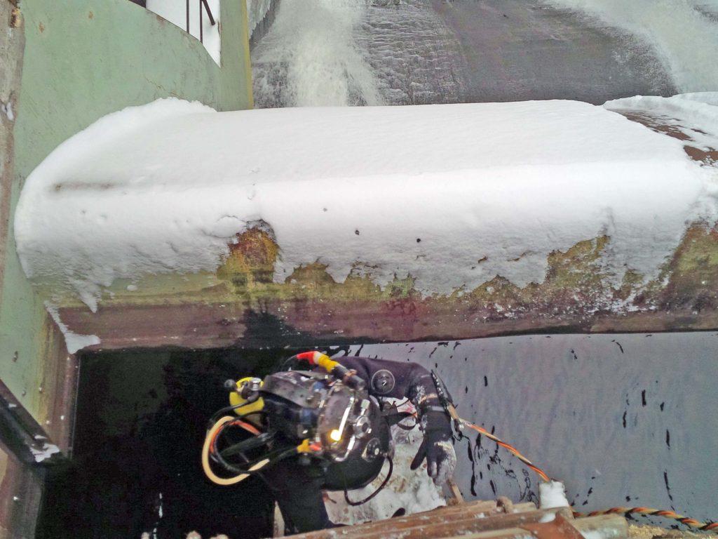 Обслуживание ГТС Светогорской ГЭС Светогорск
