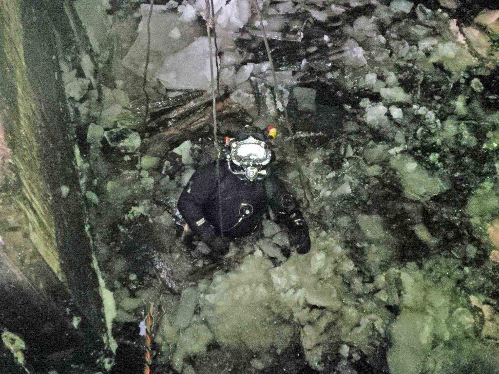 Обслуживание ГТС ГЭС Свирьстрой